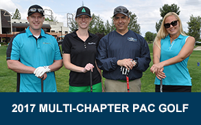 2017 Multi-Chapter PAC Golf