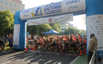 2016 SacTown Run