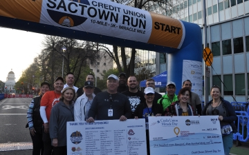 2019 CU SacTown Run