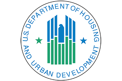 Logo for the U.S. Department of Housing and Urban Development