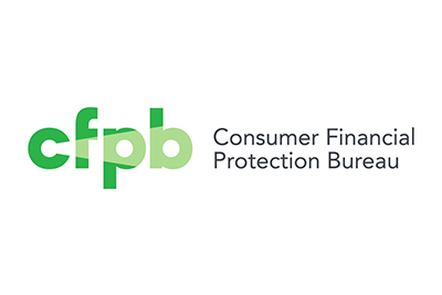 Logo for the Consumer Financial Protection Bureau
