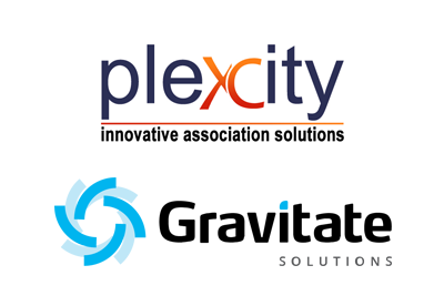 Logos of Plexcity and Gravitate Solutions