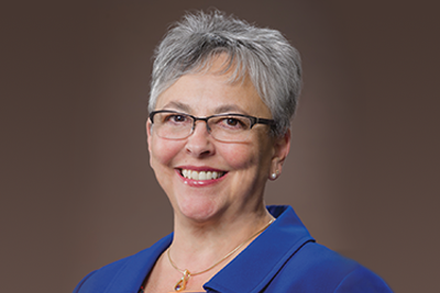 Diana Dykstra, President and CEO of the California and Nevada Credit Union Leagues