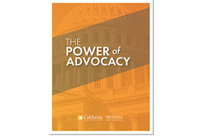 Image of the Power Of Advocacy booklet