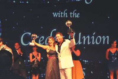 Dancing with the Credit Union Stars