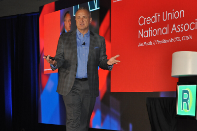 Credit Union National Association (CUNA) President and CEO Jim Nussle