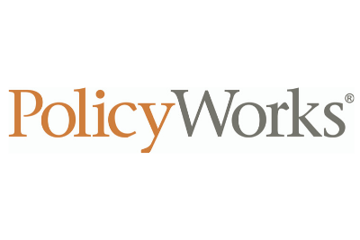 Logo for PolicyWorks