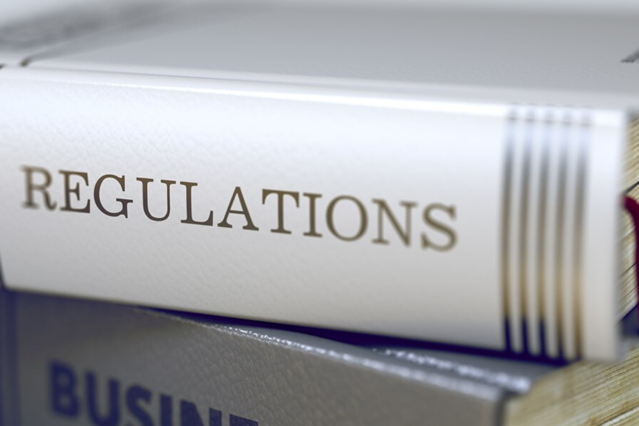 Regulatory books