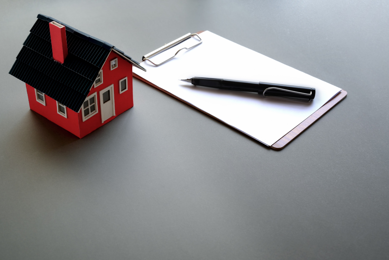 Model house and budgeting