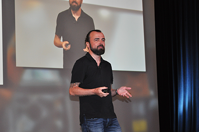 """Scott Stratten, """"un-marketing"""" industry innovator and best-selling author"""
